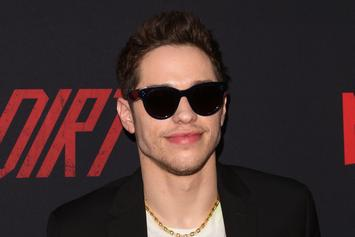 Pete Davidson Drops $400 On McDonald's Amid Kate Beckinsale Break-Up