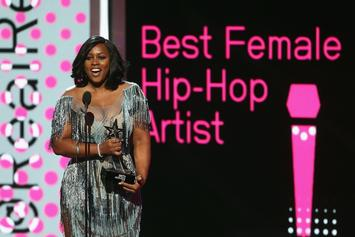 """Remy Ma Calls Out """"Singing & Mumbling"""" Rappers, Calls Jay Z Her Favorite"""