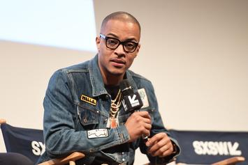 T.I's Heated Security Gate Dust-Up Footage Released In Full