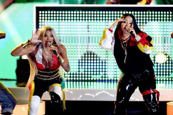 Salt-N-Pepa Recall Working With Kid 'N Play & Martin Lawrence At Sears