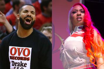"Drake Is Being Begged Not To Remix Megan Thee Stallion's ""Big Ole Freak"""