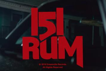 "J.I.D Shares Cinematic Visuals For ""151 Rum"""