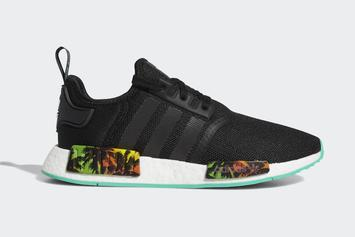 Adidas NMD R1 Gets Palm Trees Added To The Midsole: Details