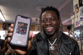 """Michael Blackson Geeks Out Over Eddie Murphy Shoutout: """"Chills In My Body"""""""
