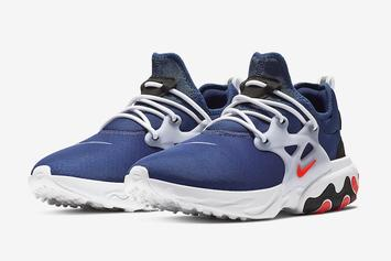 "Nike React Presto ""Rabid Panda"" Release Date Confirmed: Official Images"