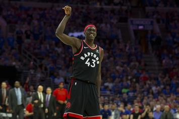 """Pascal Siakam """"Doubtful"""" For Game 4 Of Raptors-76ers Playoff Series"""