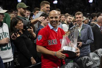 Red Sox Manager Alex Cora Will Not Attend White House Visit