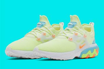 """Nike React Presto """"Psychedelic Lava"""" Drops May 16th: Official Images"""
