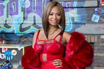 "Teairra Mari Speaks On 50 Cent, Sex Tape, Owing Money & More On ""Breakfast Club"""