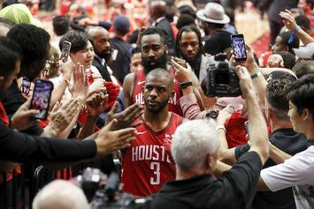 """Chris Paul Not Satisfied With Game Four Win: """"We've Got To Be Better"""""""
