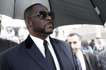 R. Kelly Facing More Legal Trouble As Jury Reviews Sex Trafficking Details