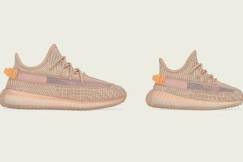 "Adidas Yeezy Boost 350 V2 ""Clay"" Restocking In Infant & Kids Sizes"