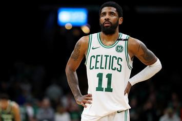Vegas Odds Have Kyrie Irving Going To The Knicks Or The Nets