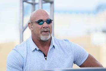 Goldberg Teases Possible Opponent For WWE Saudi Arabia Event