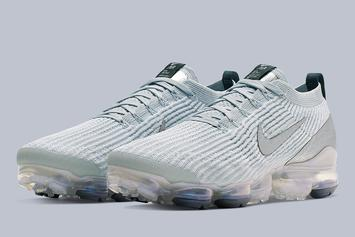 "Nike Vapormax Flyknit 3.0 ""Reflect Silver"" Drops Soon: Official Photos"
