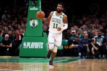 Kyrie Irving Refuses To Blame Free Agency On Abysmal Celtics Series