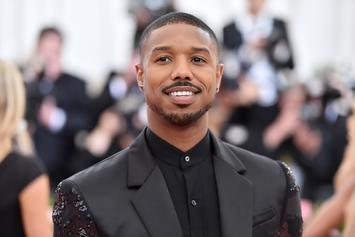 Michael B. Jordan Spotted On A Date With Victoria's Secret Model Cindy Bruna