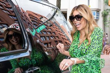 Wendy Williams Shades Her Husband's Mistress With Ayesha Curry's Help