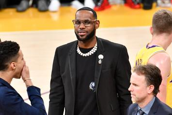 LeBron James Should Ask For A Trade If Lakers Hire Wrong Coach, Says Jalen Rose
