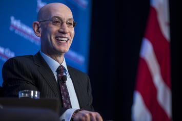 """Adam Silver Suggests That """"One-And-Done"""" Rule Could Be Gone By 2022 NBA Draft"""