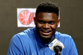 Zion Williamson Can Be The Best Dunker In NBA History, Says Blake Griffin