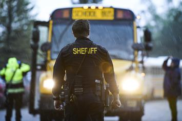 """Sheriffs Advise To Not Use """"Active Shooter"""" To Describe Playing Basketball"""
