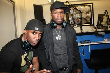 DJ Whoo Kid Reflects On G-Unit's Peak With Throwback Pic