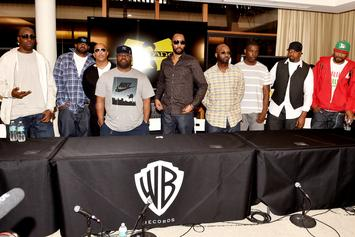 Wu-Tang Clan Recall Performing For Ol' Dirty Bastard In Rikers Island
