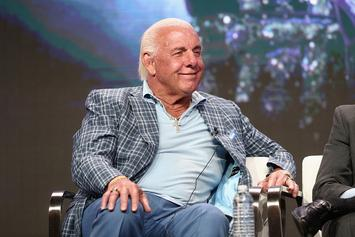 "Ric Flair Hospitalized For ""Very Serious"" Medical Emergency: Report"