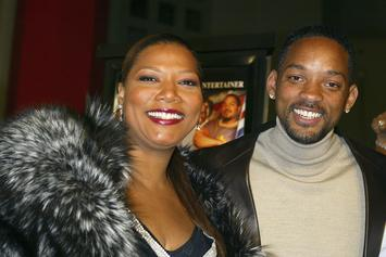 """Queen Latifah & Will Smith Working On Hip-Hop Version Of """"Romeo And Juliet"""""""