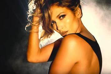 "Jennifer Lopez Shows Her Toned Physique On Stripper Pole In New ""Medicine"" Video"