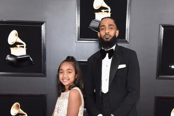 Nipsey Hussle's Baby Mama Claims His Sister Took Child Without Permission: Report