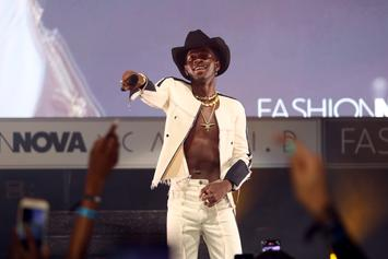 Lil Nas X Says New EP Will Drop Next Month