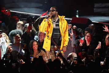 """Meek Mill Hints At """"Power Moves"""" With Jay-Z & Eminem"""