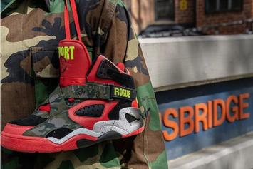 Capone-N-Noreaga x Ewing Athletics Sneaker Collab In The Works