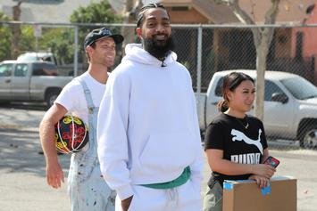 "Nipsey Hussle's Sister Will Retain Custody Of His Daughter, Ex Is ""Pissed Off"""