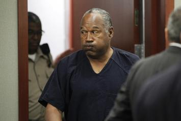 O.J. Simpson Comments On Bills Un-Retiring His Number