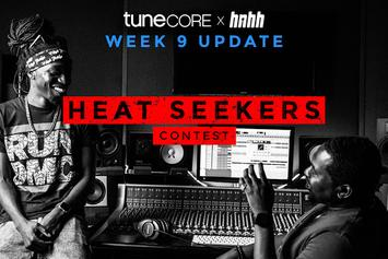 """Submit Your Music For The """"Heat Seekers"""" Contest: Week Nine Artist Spotlights"""