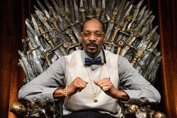 "Snoop Dogg Left Utterly Shook By ""Game Of Thrones"" Finale"