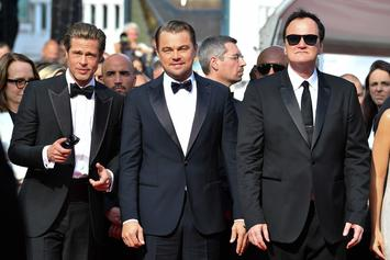 "Quentin Tarantino's ""Once Upon A Time In Hollywood"" Receives 6 Minute Standing Ovation At Cannes Festival"