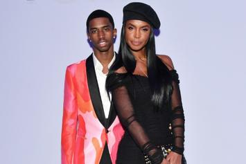 "Christian ""King"" Combs Mourns Kim Porter With Beautiful Picture"