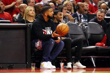 Drake Blasted By Giannis Antetokounmpo's Representative For Trolling
