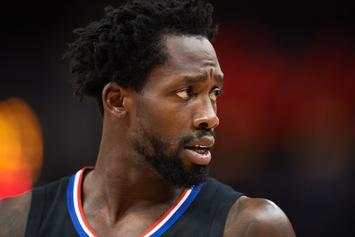 Patrick Beverley Reacts To Being Left Off NBA All-Defensive Teams
