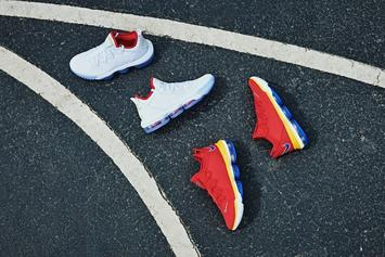 "Nike LeBron 16 Low ""SuperBron"" & ""Draft Day"" Now Available: Purchase Links"