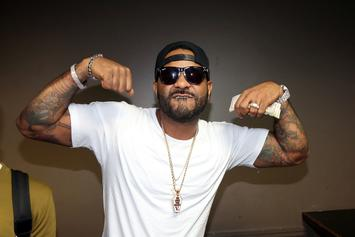 "Jim Jones Says Supreme Owes Dipset $1 Billion, Feuds With Wale Over ""Boo Boo"" Nikes"