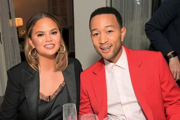 """Chrissy Teigen Reveals Nasty Bruises After She """"Fell Down A Flight Of Stairs"""""""
