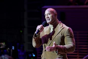 """Dwayne """"The Rock"""" Johnson Gets Emotional As His Daughter Heads To University"""