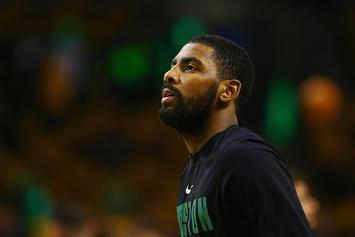 Kobe Bryant Reportedly Recruiting Kyrie Irving To Lakers