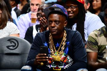 Boosie Badazz Asks Fans To Show Him Their Feet, One Fan Leaves Him Speechless
