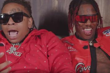 """Famous Dex & Lil Gotit Engage In A Debaucherous Hotel Party For """"Fully Loaded"""" Visual"""